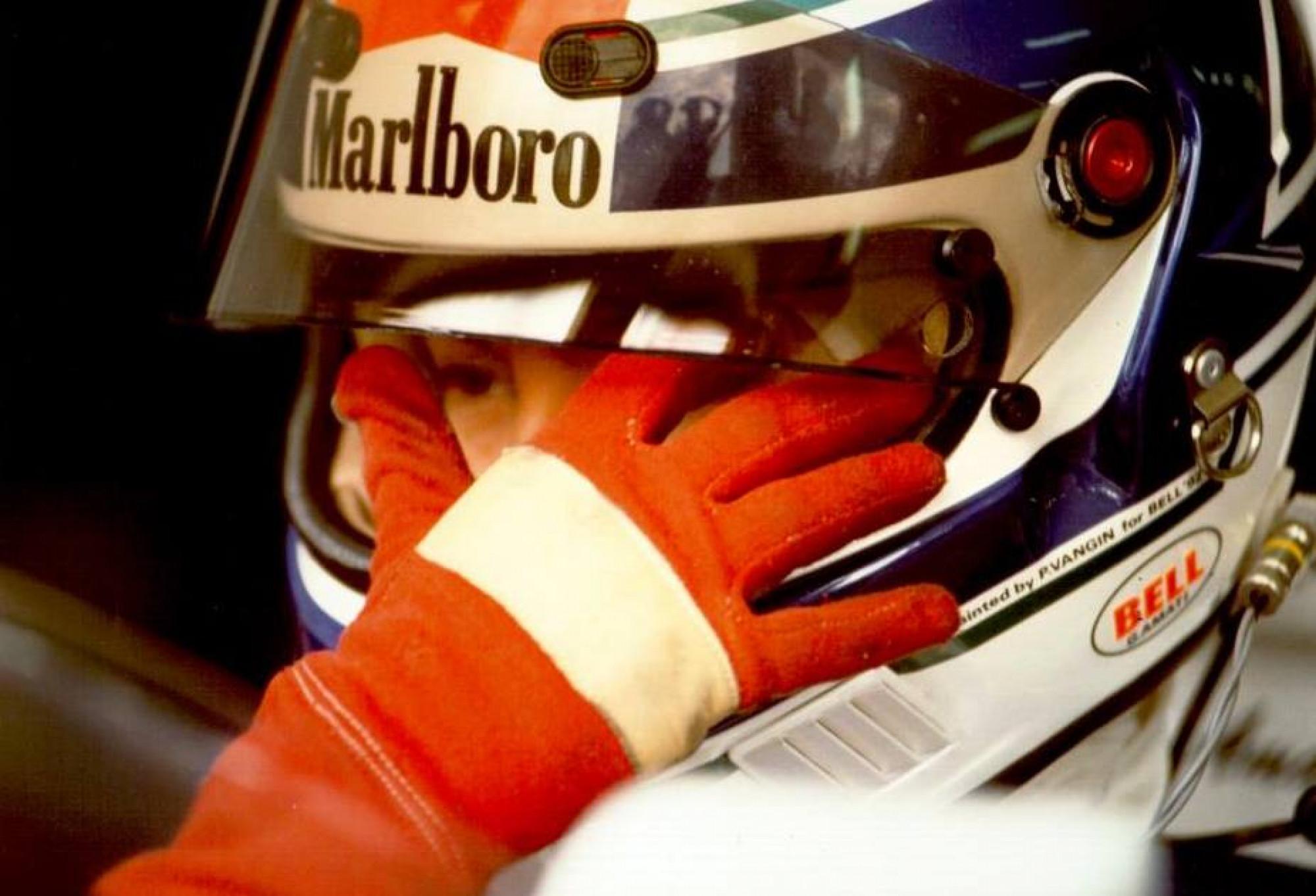Giovanna Amati, historia de una mujer en la F1